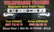 Tatvan Wolkswagen Teknik